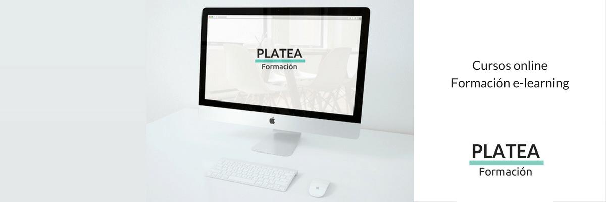 Platea Formación online