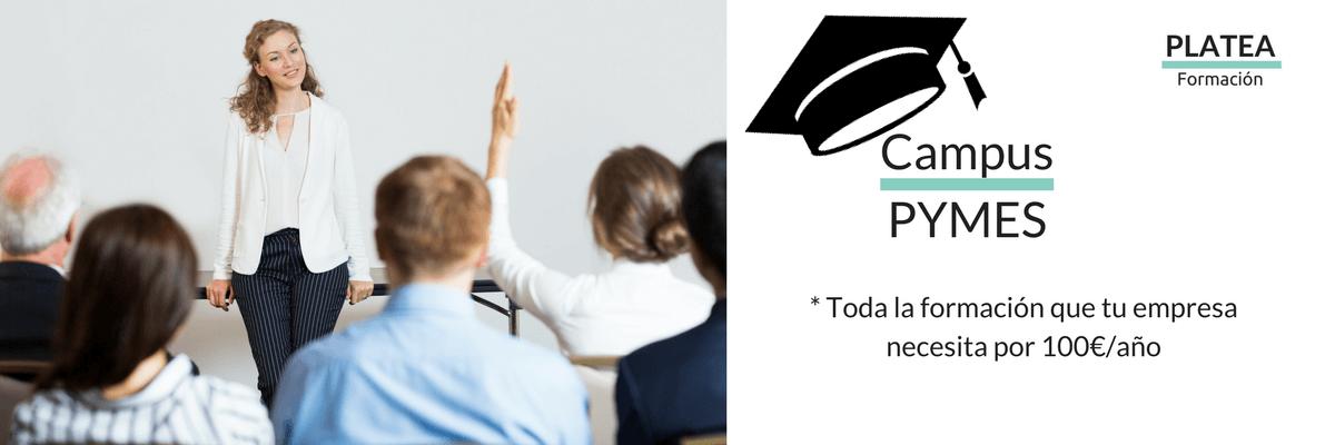 Campus PYMES Platea Formación