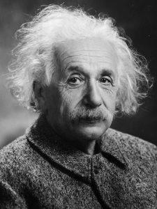 Genios que eran malos estudiantes-Albert Einstein