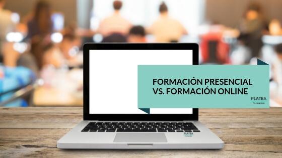 DIFERENCIAS ENTRE LA FORMACIÓN PRESENCIAL Y LA ONLINE