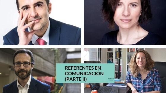 profesionales de la comunicación