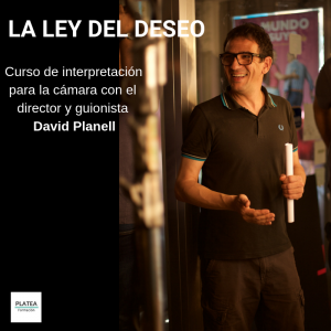 Curso interpretación con David Planell