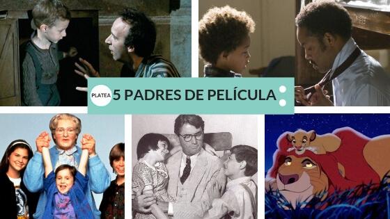 PADRES DE PELICULA
