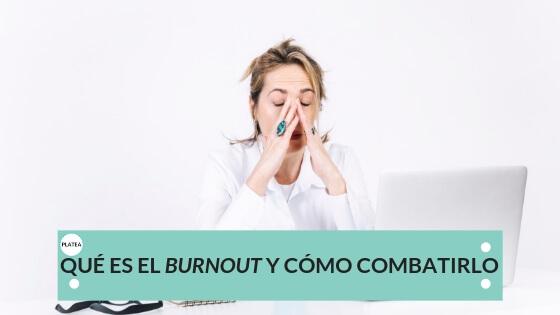 que es el burnout