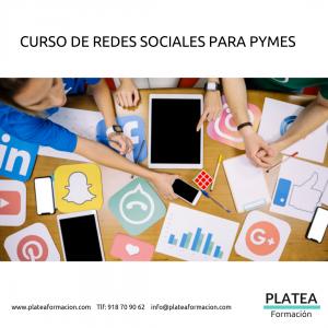Curso Redes Sociales para Pymes