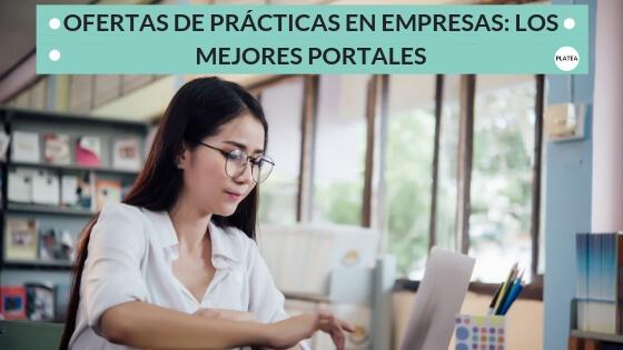 OFERTAS DE PRACTICAS EN EMPRESAS